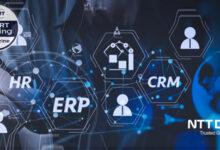 整合 SAP 解決方案: NTT Data 引領客戶實現 IT 變革的照片